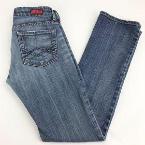 COH Citizen of Humanity Distressed Denim Jeans 24
